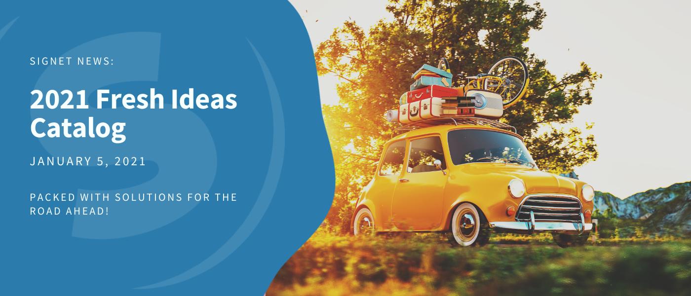 2021 Fresh Ideas Catalog